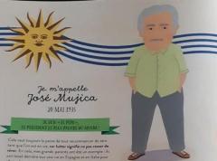 Mujica es uno de los cien personajes que cambiaron el mundo