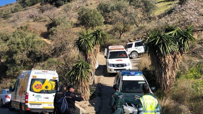 Encuentran pelo del niño atrapado en un pozo del sur de España