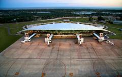 Vuelos retrasados y cancelados en el aeropuerto de Carrasco