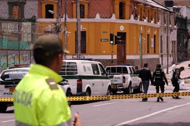 Al menos ocho muertos por carro bomba en Escuela de la Policía en Bogotá