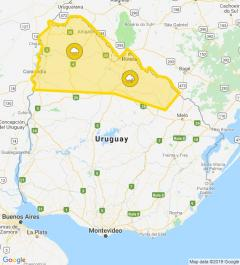 Continúa bajo alerta el norte del país