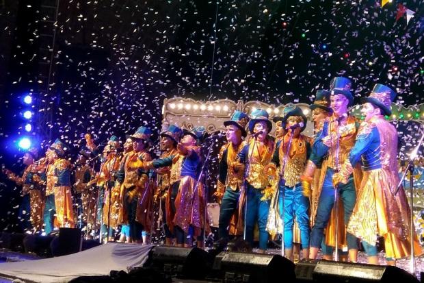 Sepa cuáles fueron los conjuntos ganadores del Carnaval de las Promesas