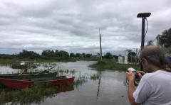 Continúa el operativo retorno en varios departamentos afectados por las inundaciones