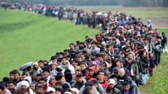 """""""Un asunto no planificado: la inmigración"""""""