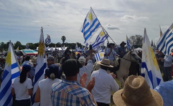 """Gremiales ratificaron apoyo a USU como movimiento genuino, y que hay un país entero """"esperando soluciones"""""""