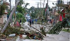 No hay uruguayos afectados por el tornado de La Habana