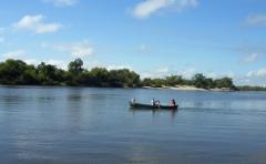 Encontraron el cuerpo del joven desaparecido en el rio Cebollatí