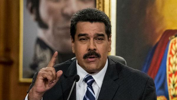 Maduro dice estar listo para sentarse con la oposición