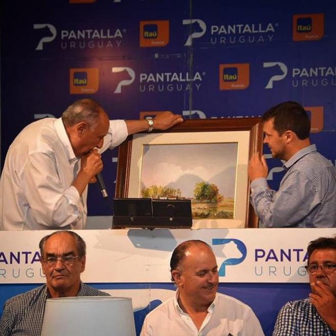 Con 98% de colocación, Pantalla Uruguay hizo un promedio de 2,12 dólares para el ternero