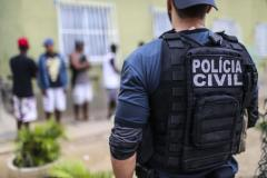 Policías se movilizan frente a muerte de dos efectivos