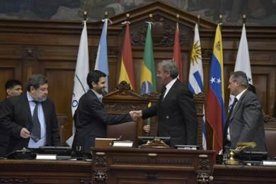 El Parlasur se reunirá en Montevideo para definir medidas sobre Venezuela