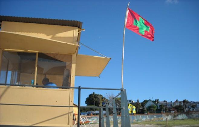 La mayoría de las playas de Montevideo siguen inhabilitadas para baños