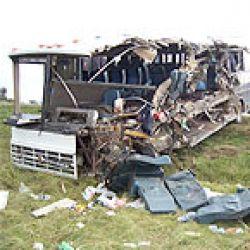 Procesan al chofer del camión que provocó el accidente de Ruta 11